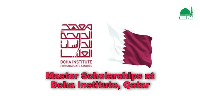 Beasiswa Magister di Institut Doha, Qatar