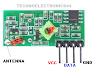 433 MHz RF Receiver Module | Code | Circuit | Pin configuration