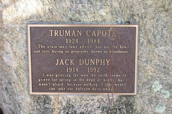 Where Dead Writers Reside, Part Eight: Truman Capote, Dylan