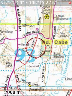 Cara Memasukkan Peta ke HP Nokia S60v3 Menggunakan ...