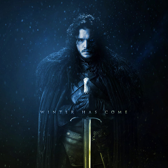 Game Of Thrones-Jon Snow Wallpaper Engine