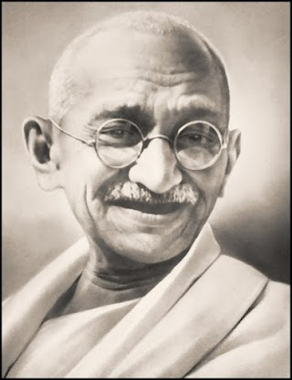 Mohandas Karamchand Gandhi- Father of Indian Nation