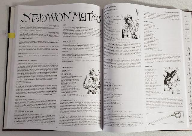 Nehwon Myths