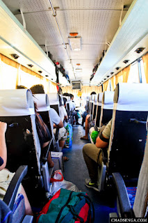 Baler, Itinerary, Surfing, Sabang Beach, Pacific Waves Inn, Travel, Aurora, Philippines, bus going home