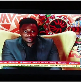 BBNaija: Sir Dee' s Biography