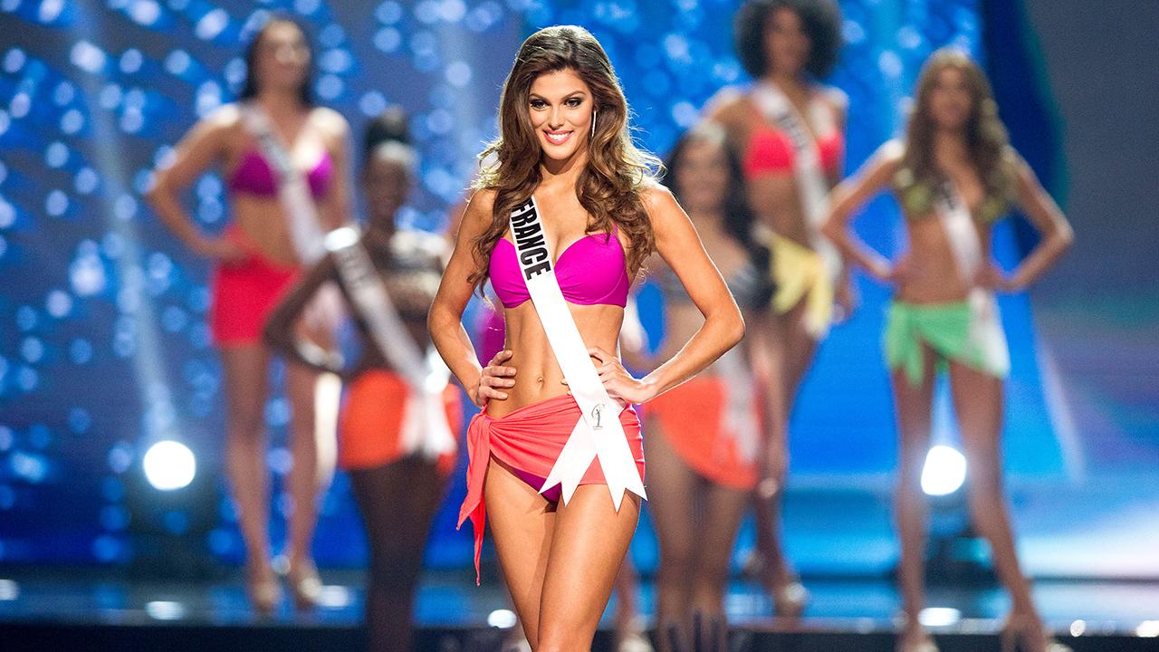Parade Bikini di Ajang Miss Universe
