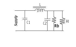 circuit diagram of bleeder resistor