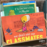 Beginning of the Year Books for Kindergarten and First Grade - We Don't Eat Our Classmates