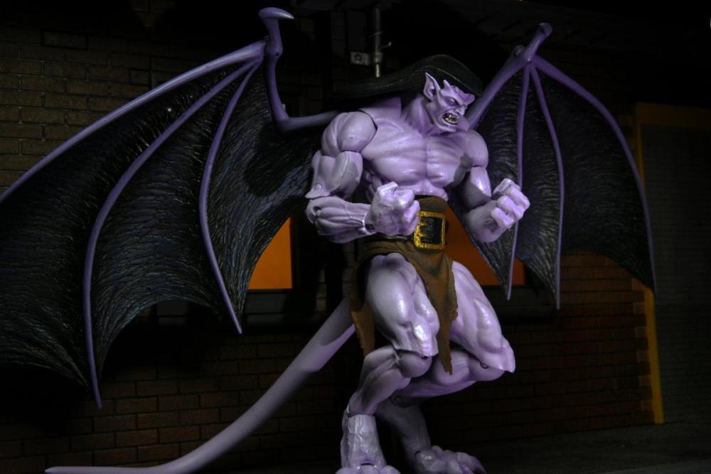 Gargoyles Goliath NECA
