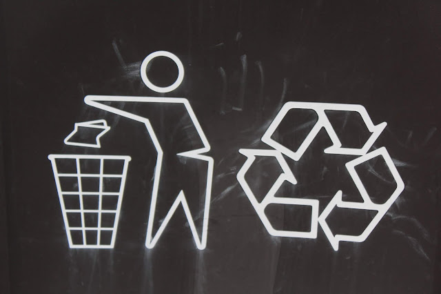 reduce trash