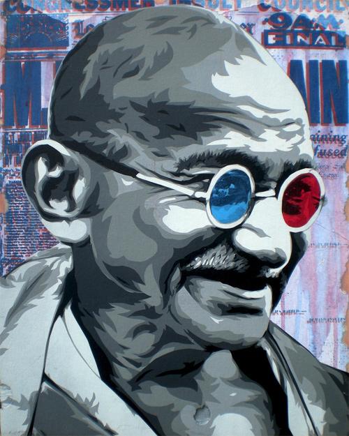 el club de los libros perdidos, Gandhi, maestro, estudiante, profesor,