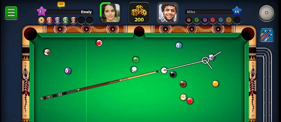 Download 8 Ball Pool Pro APK Unlimited Coin Terbaru di Android