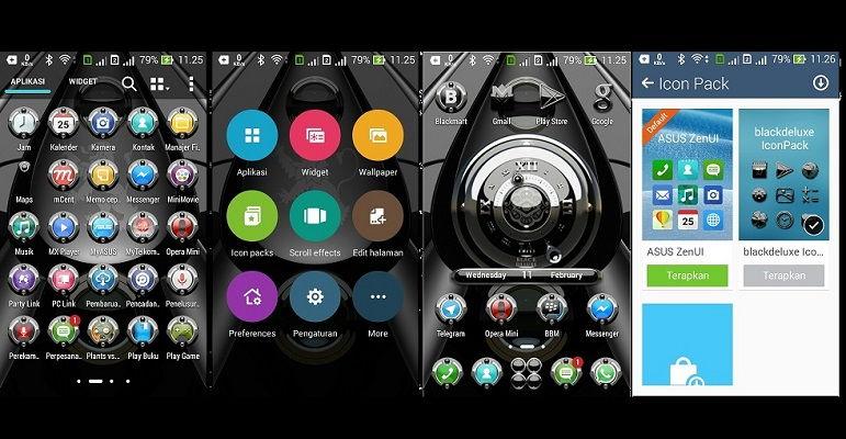 Mempercantik Tampilan Zenfone 4 Dengan Zenui ASUS Terbaru