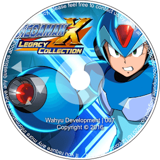 Download Mega Man X Legacy Collection with Google Drive