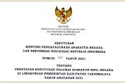 Rincian Formasi Kebutuhan Calon ASN Pemerintah Kabupaten Tasikmalaya 2021