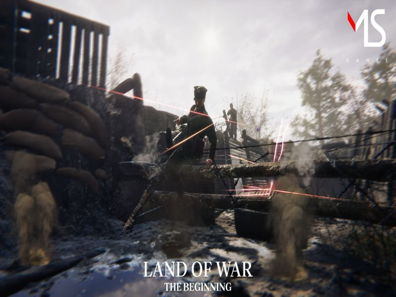 Land of War The Beginning Highly Compressed Free Download