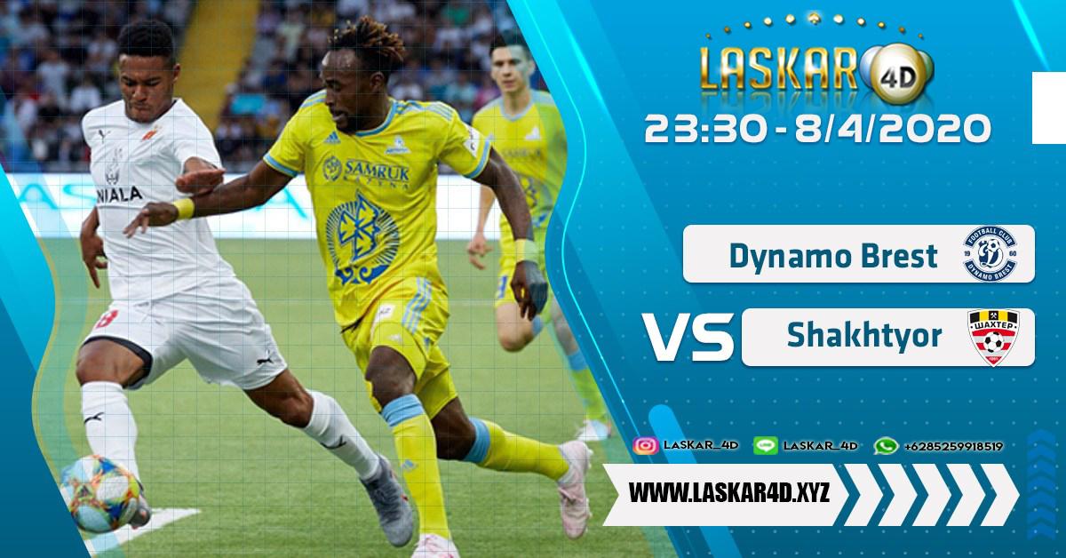 Prediksi Bola Brest VS Shakhtyor Soligorsk 8 April 2020
