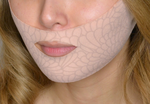 Nannette de Gaspe Youth Revealed Mouth Mask Review