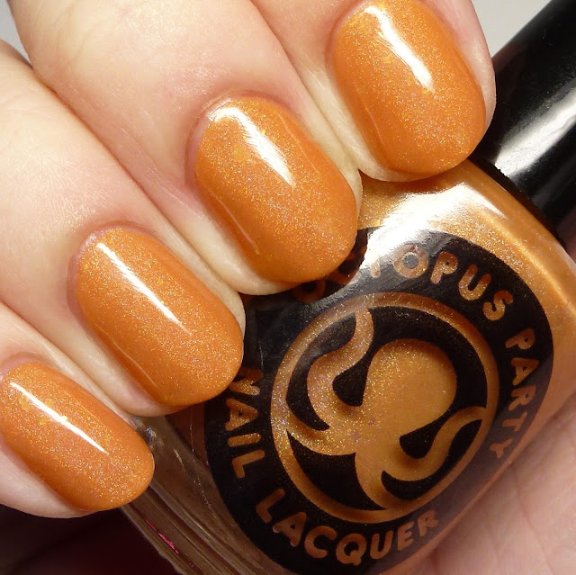 Octopus Party Nail Lacquer You Got the Zest of Me