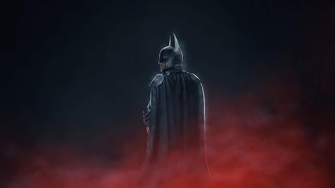 Batman, Robert Pattison, Super-heróis, iPhone 6,7,8