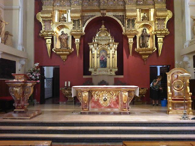 Resultado de imagen de el altar DEL LA MISA
