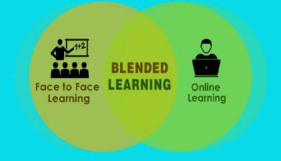 Dampak perkembangan Teknologi pada dunia pendidikan semakin terlihat dengan adanya perubahan pada proses pembelajaran dari yang bertatap muka yang konvensional kearah pendidikan yang lebih mudah dan praktis sehingga dunia pendidikan dimasa yang akan mendatang akan ditentukan oleh jaringan informasi bukan gedung sekolah lagi.     Pada umumnya hal ini biasa dikenal dengan E Learning dimana pembelajaran dapat dilakukan kapanpun dan dimanapun tetapi membutuhkan effort atau biaya yang tidak sedikit. Akan tetapi hal tersebut dapat dimulai dengan metode pembelajaran blended learning.     Defenisi Blended Learning  Blended learning memiliki dua jenis model cara pembelajaran, yaitu ada model pembelajaran yang dilakukan secara tatap muka atau biasa cara ini disebut dengan cara tradisional ( Traditional face to face learning environment) yang masih digunakan di daerah pedesaan. Dan model pembelajaran yang kedua adalah model pembelajaran yang dilakukan dengan cara online atau biasa disebut dengan E-Learning. Blended Learning mengintegrasikan model kelas tradisional dan elemen e-learning dengan tujuan untuk menggabungkan manfaat dari kedua model pembelajaran tersebut.      Dengan kata lain model blended learning merupakan campura atau gabungan dari model pembelajaran secara tatap muka dengan model pembelajaran online, sehingga membuat proses belajar mengajar tidak hanya terjadi di dalam kelas saja namun juga dapat dilakukan di luar kelas atau di tempat lain. Blended learning menggunakan lebih dari satu metode untuk melakukan pengajaran dalam memberikan informasi.    Metode pembelajaran ini dapat menjadi salah satu cara yang baik untuk memenuhi kebutuhan market, karena model pembelajaran secara tatap muka dirasa sulit dikarenakan adanya kedala waktu maupun  tempat, dengan penerapan metode pembelajaran ini akan mengurangi biaya operasional , peserta dapat menentukan waktu belajar mereka dengan sendiri dan tidak terikat waktu.         Model Blended Learning    Perkembangan model bl