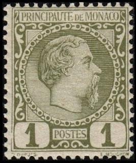Charles III, Prince of Monaco 1 Cent