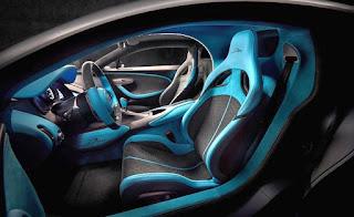 Bugatti Divo, laris habis terjual sebelum dirilis