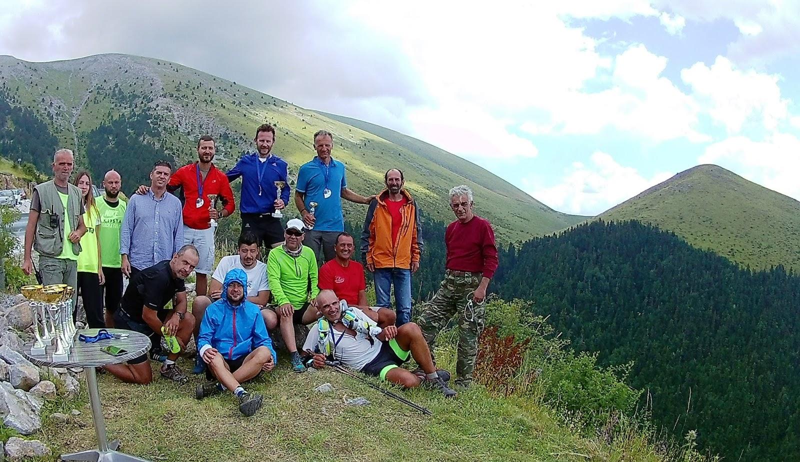 Με επιτυχία ο Ορειβατικός αγώνας Ολύμπου ΖΕΥΣ (ΦΩΤΟ)