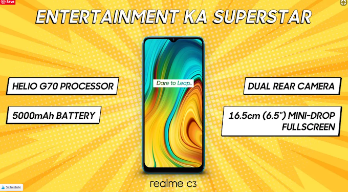 Realme C3 Runs Android 10 With Realme UI: Live Update