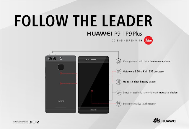9 Reasons to Consider #HuaweiP9 #Smartphone @HuaweiZA @Leica_Camera