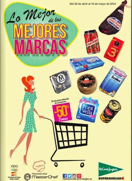 dd71633f51c Catalogo Supermercado El Corte Ingles Mayo 2014