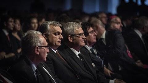 Orbán Viktor: Magyarország készen áll arra, hogy a szomszédaival felépítsen egy új Közép-Európát