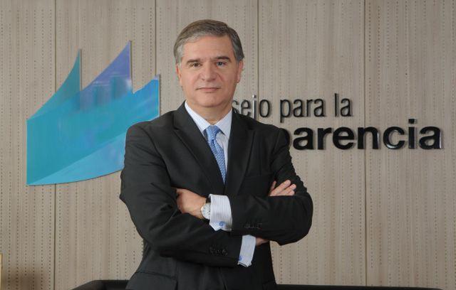 Jorge Jaraquemada, presidente del Consejo para la Transparenci