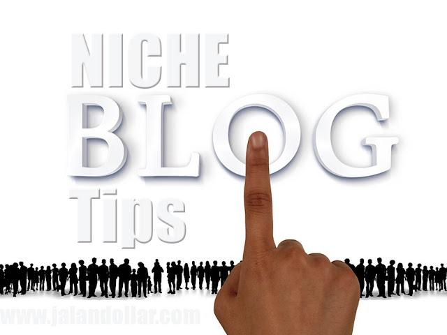 Tips Paling Mudah Menentukan Niche Blog Untuk Visitor Naik