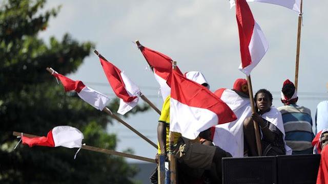 """Apakah orang Papua yang di barisan NKRI harus diberi pengampunan? Jawabannya adalah """"Ya""""."""