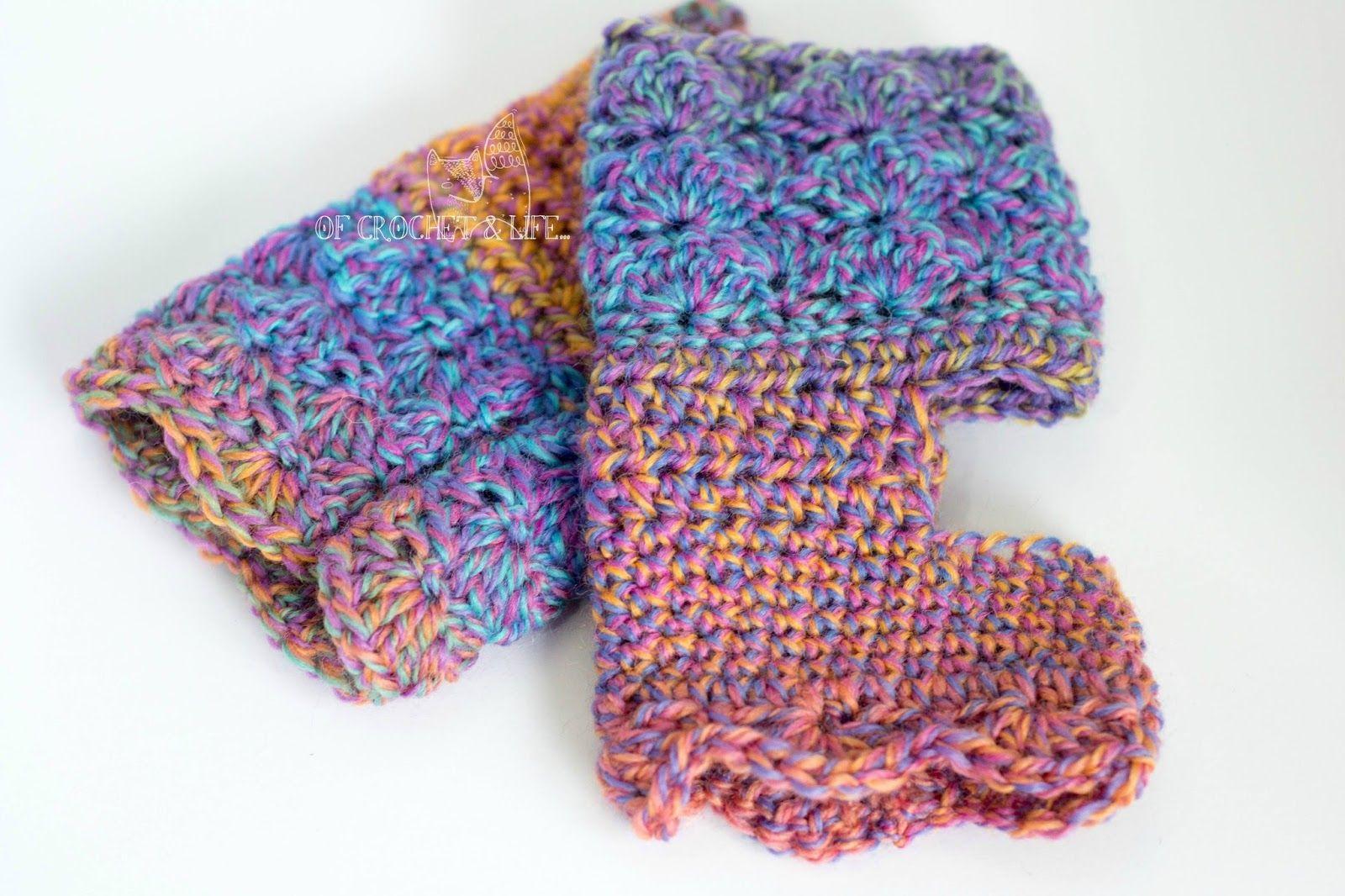 Calcetines de Yoga en crochet, paso a paso.
