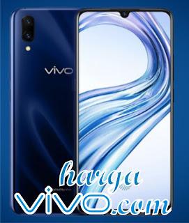 vivo x23 - vivo dengan layar 6 inchi