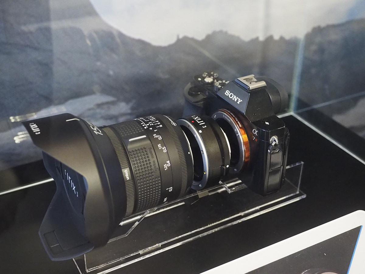 Адаптер Irix ILA-FE2EF для камер Sony