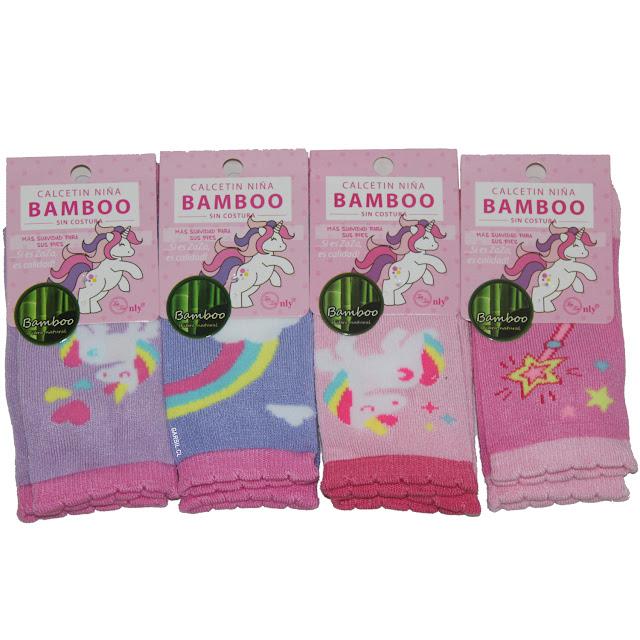 Calceta de bamboo de niña