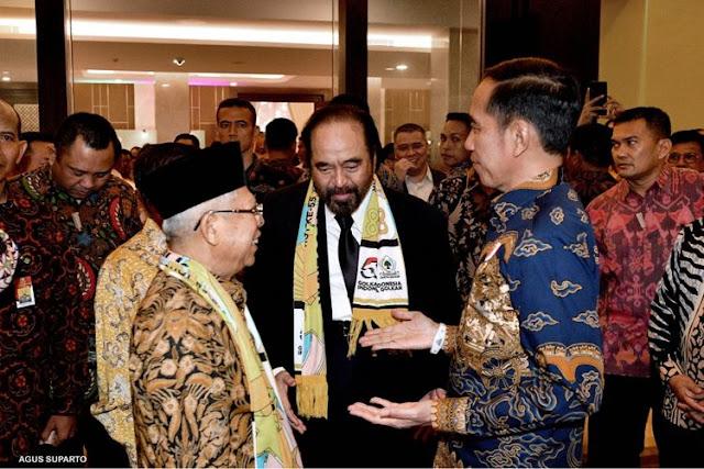 Sudahlah, Akui Saja Koalisi Pendukung Jokowi Sudah Berasap