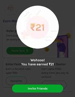 Docs App Refer Earn Loot