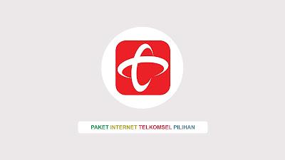paket internet telkomsel pilihan