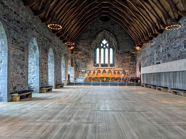 Things to do in Bergen: Tour King Håkon's Hall