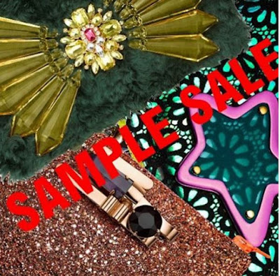 Mawi Sample Sale December 2016 - Jewellery Sample Sale