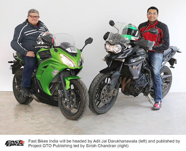 Fast Bikes, UK's highest selling motorcycle magazine, set to debut in India