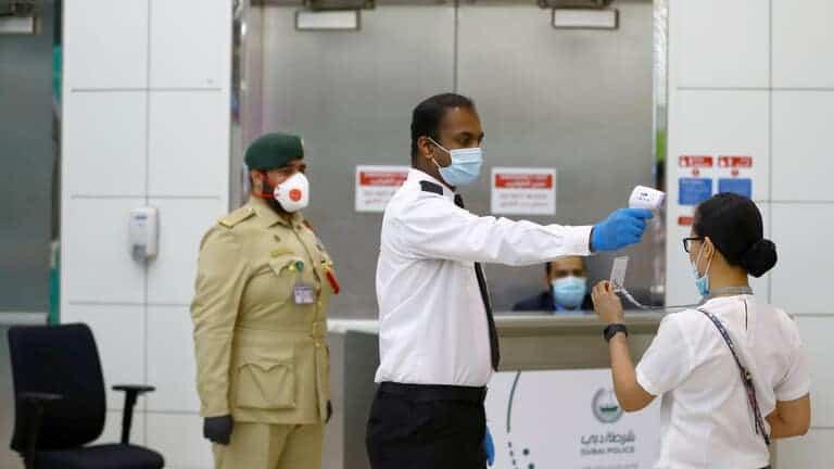 الإمارات-نحو-500-إصابة-جديدة-بفيروس-كورونا