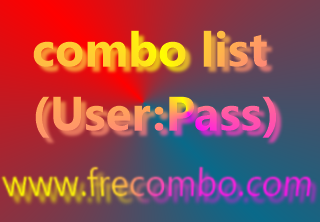 combolist  (User:Pass)