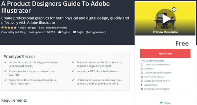 [100% Free] A Product Designers Guide To Adobe Illustrator