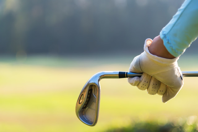 The Growth of Golf and Other Socially Distanced Activities